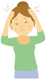 頭痛 イメージ画像