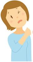 肩こり・痛み  イメージ画像