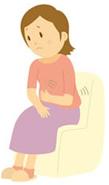 便秘、生理痛(月経痛) イメージ画像