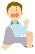 脚(足)の痛み・しびれ  イメージ画像
