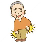 坐骨神経痛(座骨神経痛) イメージ画像