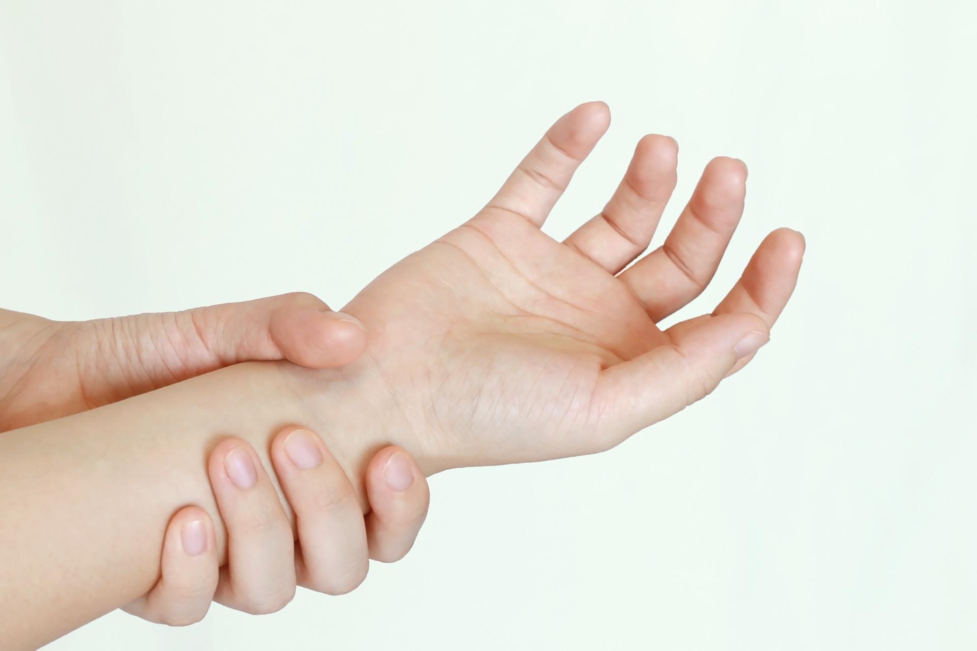 finger-pain